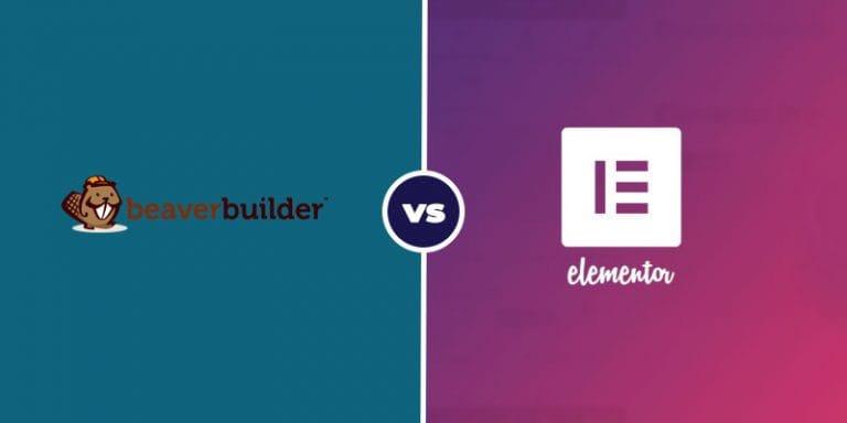 Beaver vs Elementor