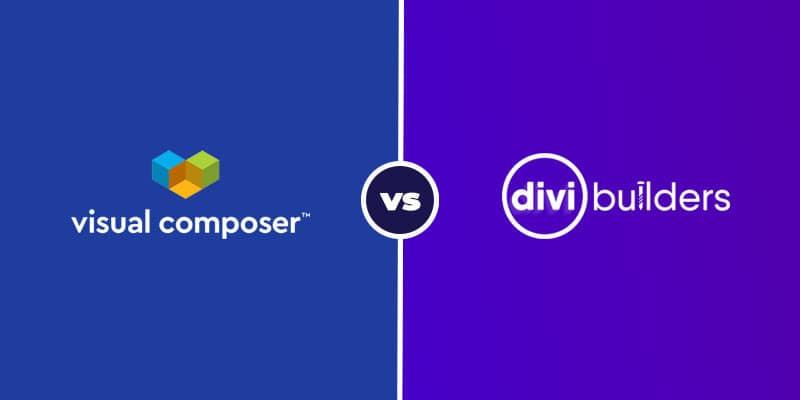 Visual Composer vs Divi