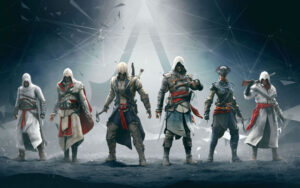 All Assassin's Creed Games in Order [UPDATED]