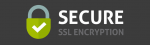 secure ssl encryption logo